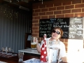 New Brewery in Mandurah Three Rivers Brewing Company. Tour group loved the beers. Go Mark and Trina