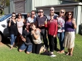 Lovely group from Mandurah off to Ravenswood Hotel for the Hoodoo Gurus on Shelby.