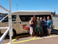 Lovely ladies from Mandurah off on a Trip to Nowhere on The Astor.